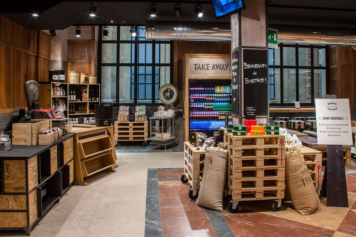 Best Auto Recovery >> Bistrot Milano Centrale | Autogrill
