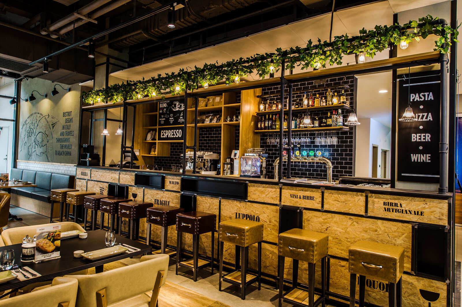 b03c7a018a56 Bistrot  three new openings in Shanghai