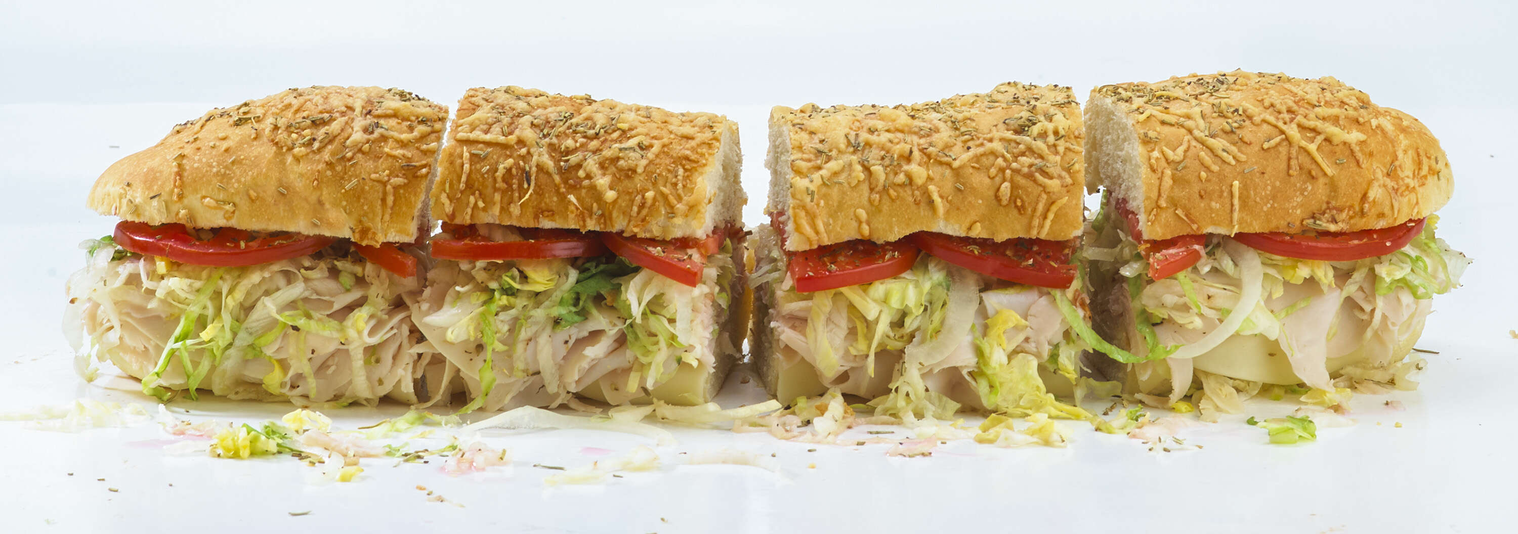Jersey Mike's Subs' authentic fresh sliced/fresh grilled subs