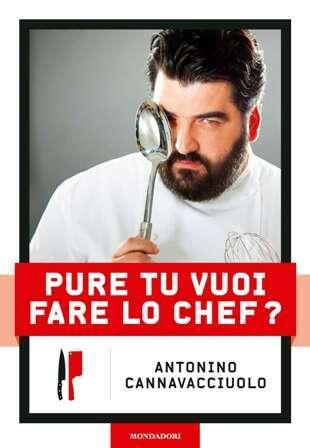 Chef antonino cannavacciuolo all 39 aeroporto di bologna marconi autogrill - Libro cucina cannavacciuolo ...